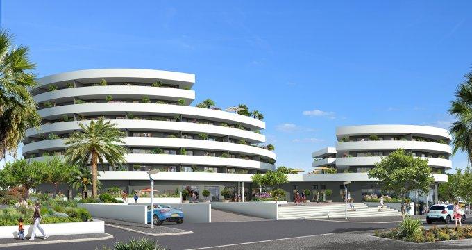Achat / Vente immobilier neuf Agde à 5 minutes du port de plaisance (34300) - Réf. 3672