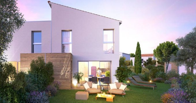 Achat / Vente immobilier neuf Agde à deux pas des écoles (34300) - Réf. 4194