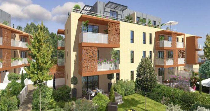 Achat / Vente immobilier neuf Baillargues proche gare (34670) - Réf. 3722