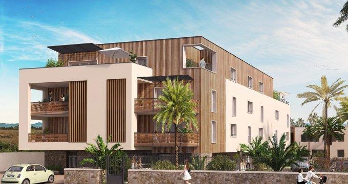 Achat / Vente immobilier neuf Baillargues quartier Joseph Suay (34670) - Réf. 2200
