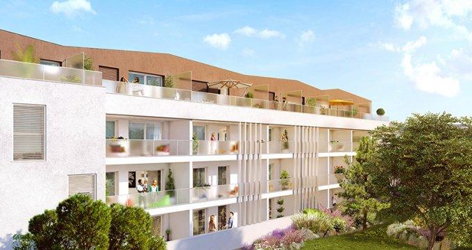 Achat / Vente immobilier neuf Béziers centre, proche transport (34500) - Réf. 406