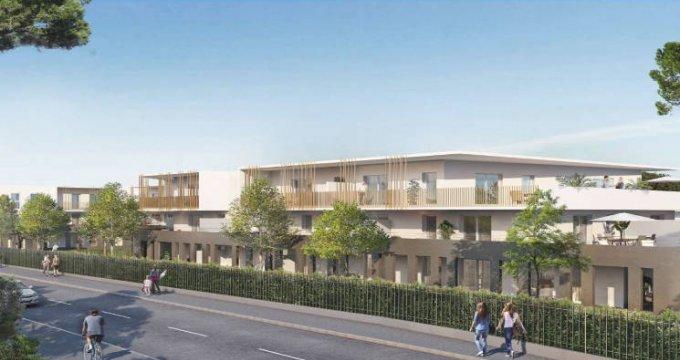 Achat / Vente immobilier neuf Castelnau-le-Lez proche Grand Parc (34170) - Réf. 3832