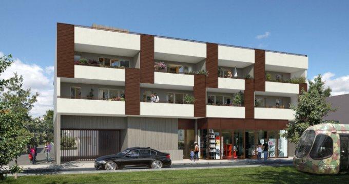 Achat / Vente immobilier neuf Castelnau-le-Lez proche tramway (34170) - Réf. 3859