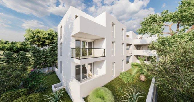 Achat / Vente immobilier neuf Castelnau-le-Lez secteur Pompignagne à 5 min du Tram (34170) - Réf. 5614