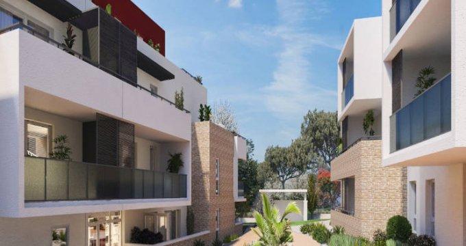 Achat / Vente immobilier neuf Fabrègues à deux pas des commodités (34690) - Réf. 3913