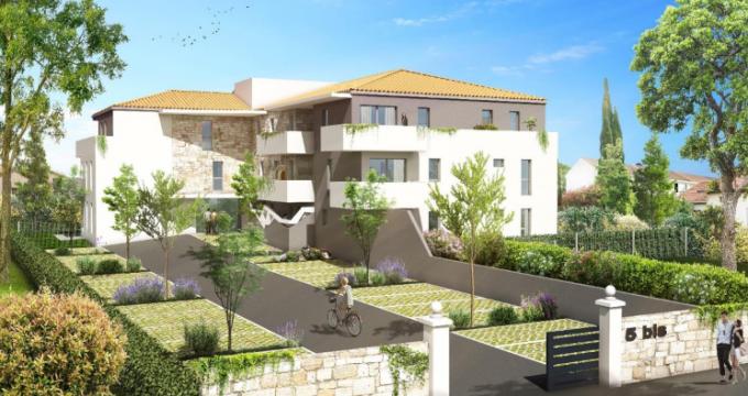 Achat / Vente immobilier neuf Frontignan Proche Montpellier et Sète (34110) - Réf. 5027