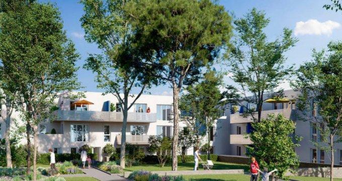 Achat / Vente immobilier neuf Gigean proche centre village (34770) - Réf. 5538