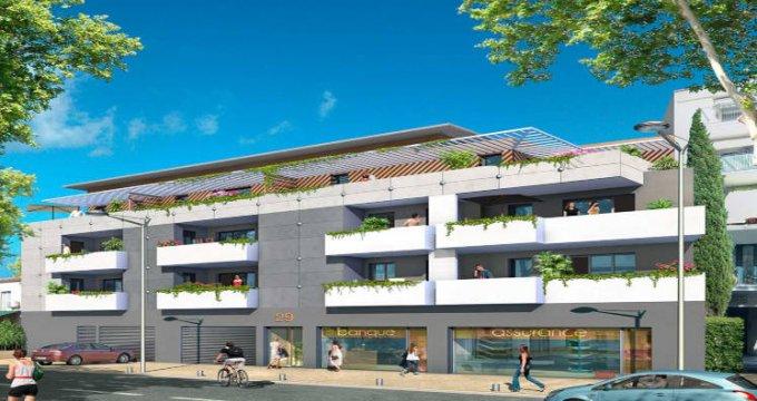 Achat / Vente immobilier neuf Lunel cœur centre (34400) - Réf. 3477