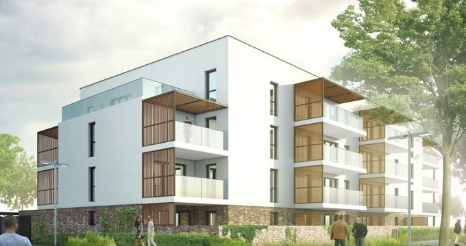 Achat / Vente immobilier neuf Marsillargues proche Montpellier (34590) - Réf. 2820