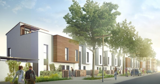 Achat / Vente immobilier neuf Marsillargues quartier de la Laune (34590) - Réf. 2096