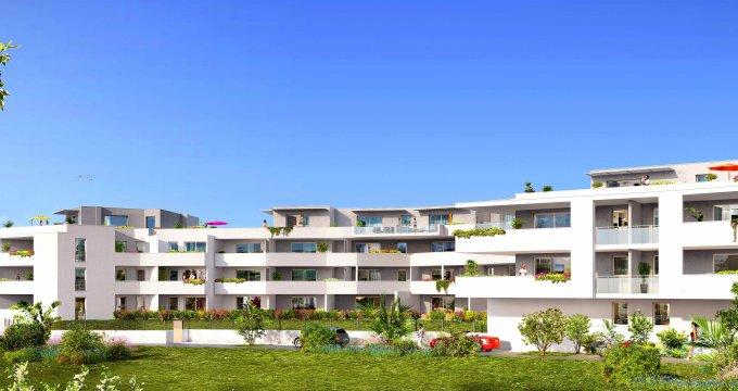 Achat / Vente immobilier neuf Mèze proche port (34140) - Réf. 333