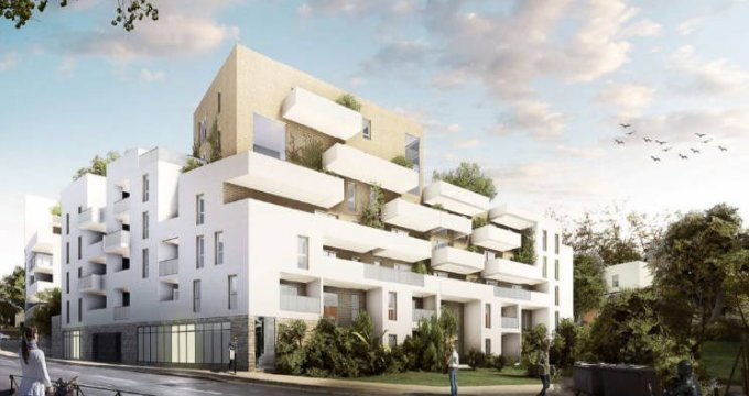 Achat / Vente immobilier neuf Montpellier à 5 min de la Place de la Comédie (34000) - Réf. 4750