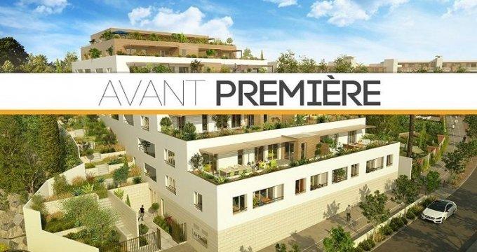 Achat / Vente immobilier neuf Montpellier à proximité du tram et des Facs Quartier Hôpitaux-Facultés (34000) - Réf. 663
