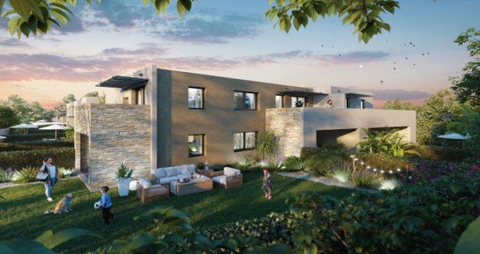 Achat / Vente immobilier neuf Montpellier proche secteur Port Marianne (34000) - Réf. 5537