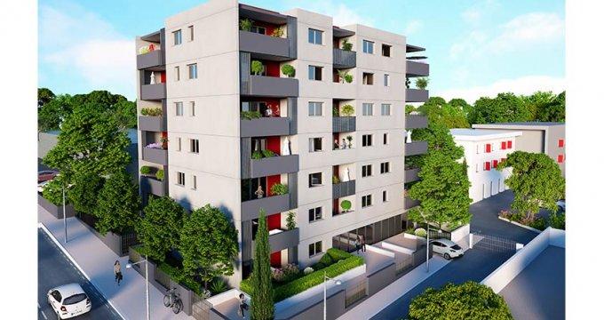 Achat / Vente immobilier neuf Montpellier quartier Haut de Massane (34000) - Réf. 1185