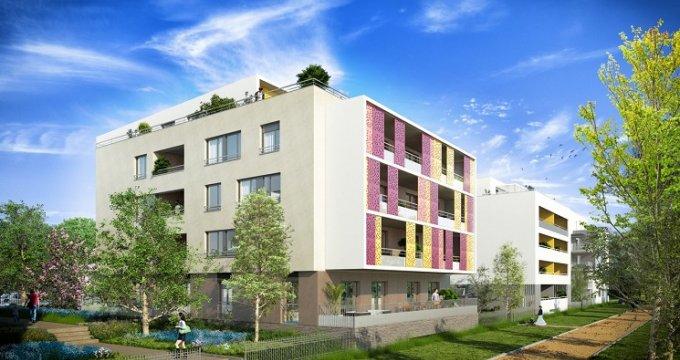 Achat / Vente immobilier neuf Montpellier quartier Ovalie (34000) - Réf. 325