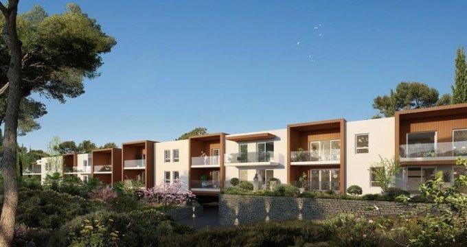 Achat / Vente immobilier neuf Prades-le-Lez à 100 mètres cœur de village (34730) - Réf. 1086