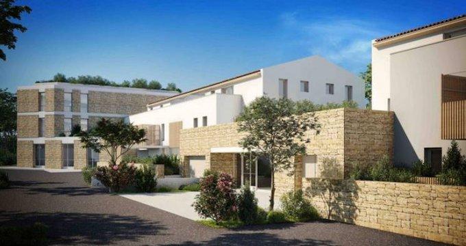 Achat / Vente immobilier neuf Restinclières quartier Les Plans (34160) - Réf. 3724