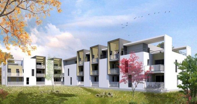 Achat / Vente immobilier neuf Saint Brès quartier d'avenir (34670) - Réf. 322