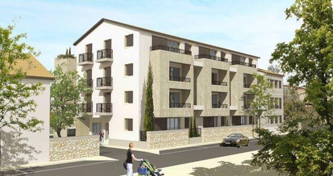 Achat / Vente immobilier neuf Sauvian centre-ville (34410) - Réf. 5942