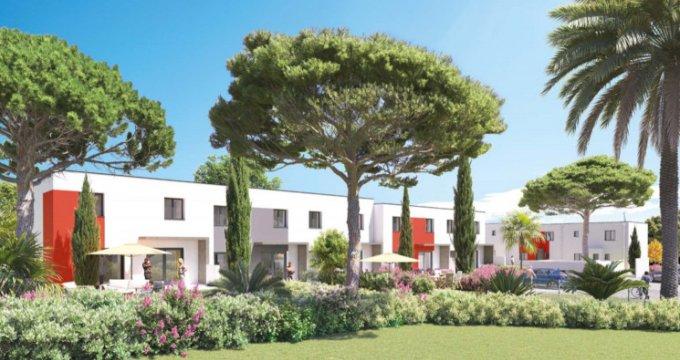 Achat / Vente immobilier neuf Sérignan proche du front de mer (34410) - Réf. 5450
