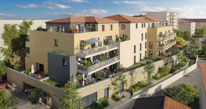 Achat / Vente immobilier neuf Sète au coeur de centre-ville (34200) - Réf. 5941