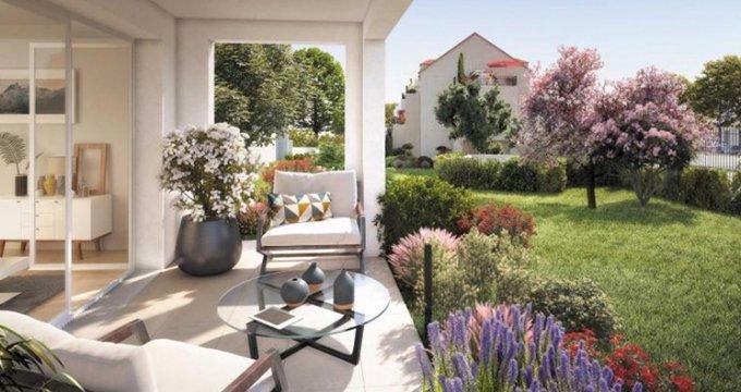Achat / Vente immobilier neuf Sète face aux halles de Sète (34200) - Réf. 2495
