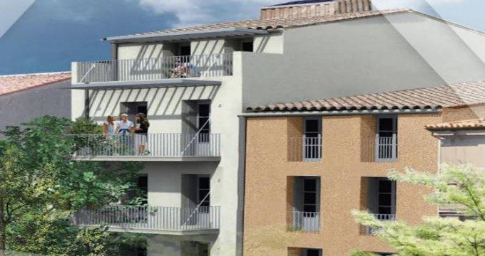 Achat / Vente immobilier neuf Sète hyper centre proche des Halles (34200) - Réf. 4547