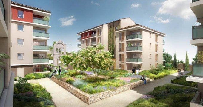 Achat / Vente immobilier neuf Sète quartier du Conservatoire (34200) - Réf. 3563