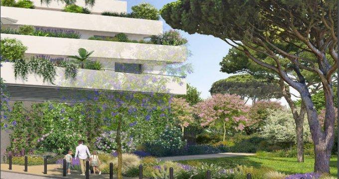 Achat / Vente immobilier neuf Sète Rive sud proche plages (34200) - Réf. 5728