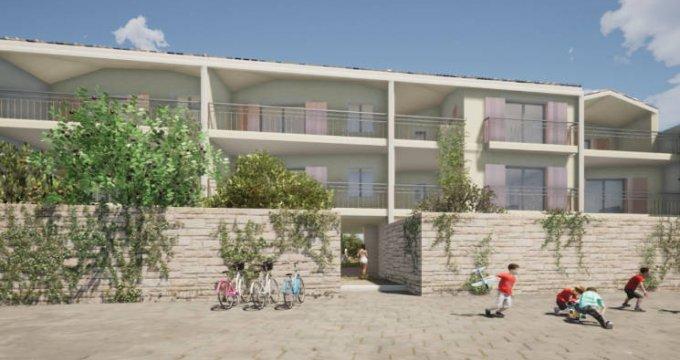 Achat / Vente immobilier neuf Valergues à deux pas des commodités (34130) - Réf. 5122