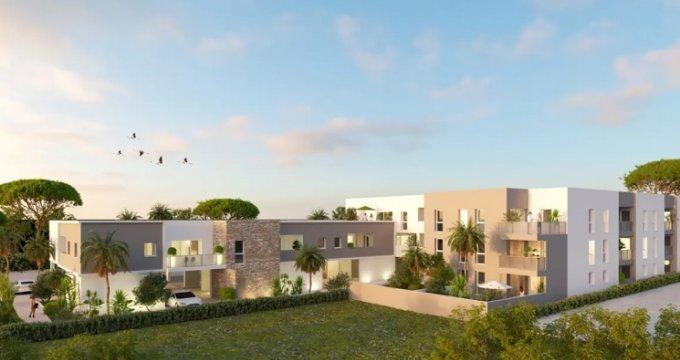 Achat / Vente immobilier neuf Vias proche cœur historique (34450) - Réf. 5673