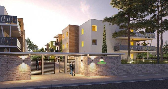 Achat / Vente immobilier neuf Villeneuve Les Maguelone proche de la mer (34750) - Réf. 3717