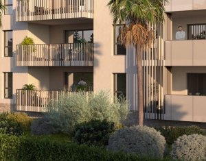 Achat / Vente immobilier neuf Baillargues centre-bourg proche Mairie (34670) - Réf. 6285