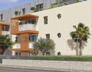 Achat / Vente immobilier neuf Baillargues proche gare (34670) - Réf. 3895
