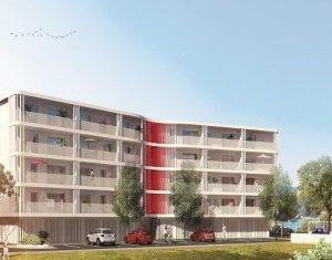 Achat / Vente immobilier neuf Balaruc-les-Bains quartier résidentiel proche commerces (34540) - Réf. 1137