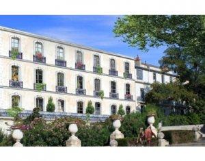 Achat / Vente immobilier neuf Bézier proche Plateau des Poètes (34500) - Réf. 2383