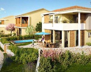 Achat / Vente immobilier neuf Bouzigues avec vue sur l'Etang de Thau (34140) - Réf. 390