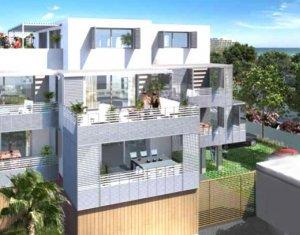 Achat / Vente immobilier neuf Carnon Plage quartier des Roquilles (34280) - Réf. 1282