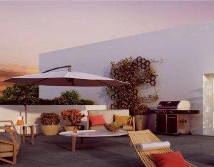 Achat / Vente immobilier neuf Castelnau-le-Lez à 10 minutes des plages (34170) - Réf. 3480