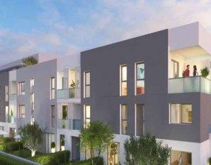 Achat / Vente immobilier neuf Castelnau-Le-Lez à proximité du tramway (34170) - Réf. 4356