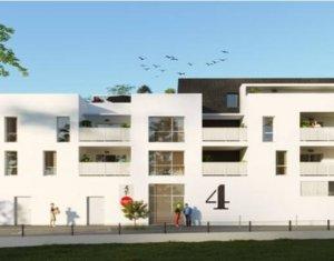 Achat / Vente immobilier neuf Castelnau-le-Lez proche tramway (34170) - Réf. 3014