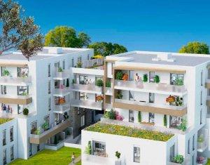 Achat / Vente immobilier neuf Castelnau-le-Lez proche tramway (34170) - Réf. 3090