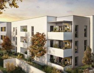 Achat / Vente immobilier neuf Castelnau-le-Lez secteur Pompignane intimiste (34170) - Réf. 5857