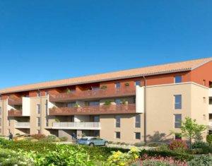 Achat / Vente immobilier neuf Loupian proche du centre historique (34140) - Réf. 5943