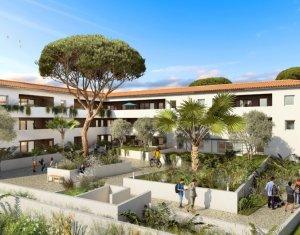 Achat / Vente immobilier neuf Lunel proche centre-ville (34400) - Réf. 6113