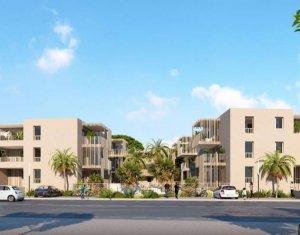 Achat / Vente immobilier neuf Marseillan proche étang de Thau (34340) - Réf. 4186