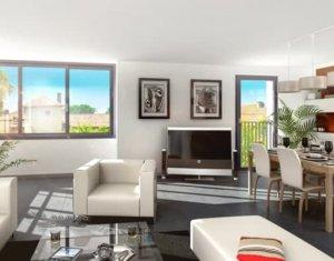 Achat / Vente immobilier neuf Marseillan proche port et Etang de Thau (34340) - Réf. 2565