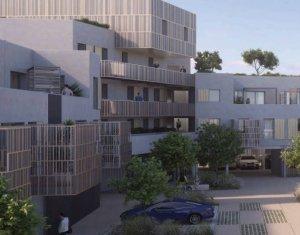 Achat / Vente immobilier neuf Mauguio au cœur de la ZAC de la Font (34130) - Réf. 4067