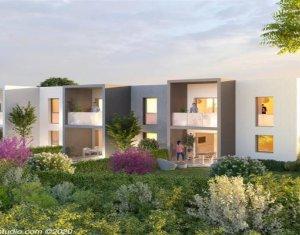 Achat / Vente immobilier neuf Montpellier à 10 min à pied du Parc Montcalm (34000) - Réf. 5710